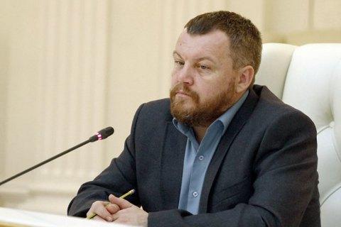 """Из """"парламента ДНР"""" исключили отца-основателя """"республики"""""""