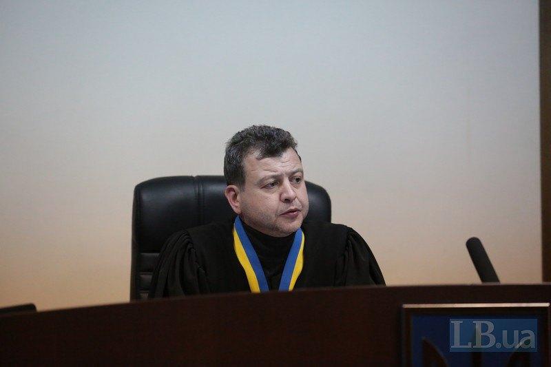 Судья Алексей Соколов