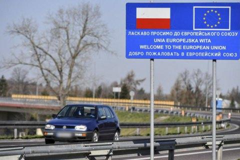 ЕС продлил запрет на въезд граждан других стран минимум до 1 июля