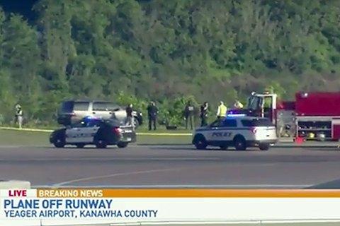ВСША при посадке грузовой самолет рухнул собрыва