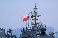 Чотири кораблі НАТО ввійшли в порт Одеси