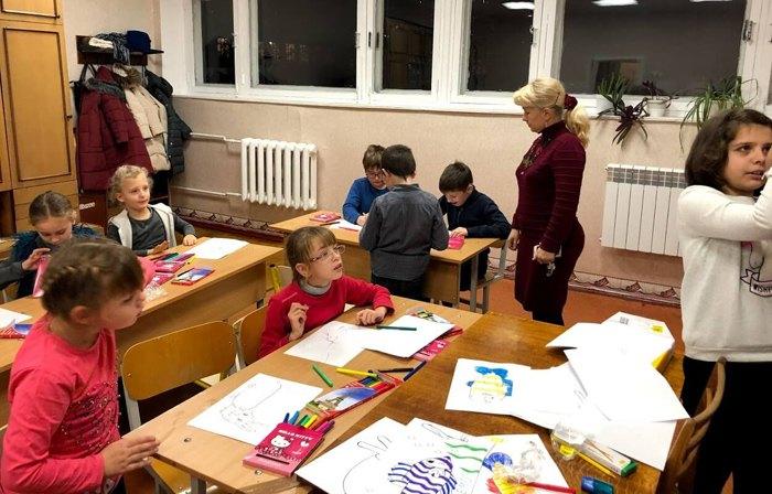 Специальная школа-интернат №18 для детей с пониженным слухом.