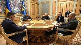 На ближайшем заседании СНБО рассмотрят связанные с обороной статьи бюджета, - Порошенко