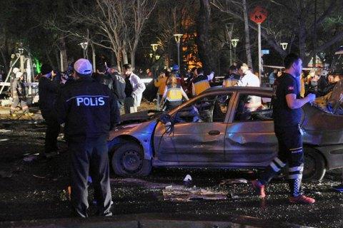 Очередной теракт в Турции - заминированный автомобиль взорвался возле здания суда