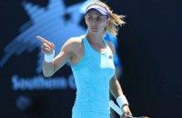 Цуренко проиграла в полуфинале Hobart International