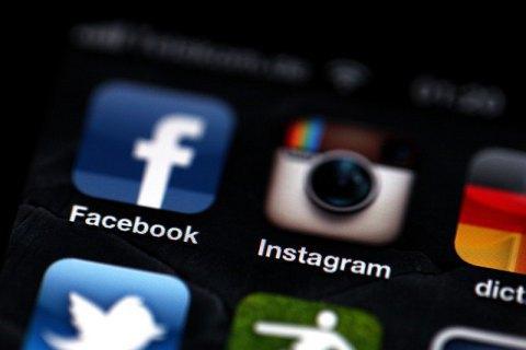 В работе Facebook и Instagram произошел глобальный сбой