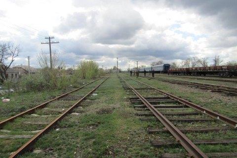 ВЛуганской области возле железнодорожной станции нашли пакет сгранатами