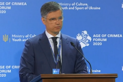 Зеленский признал, что Киев не вернет Крым в ближайшее время