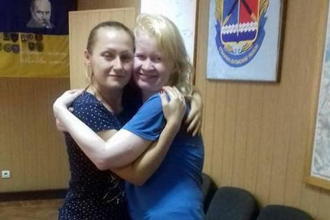 Украинка Сурженко освобождена изплена боевиков: она втяжелом психологическом состоянии