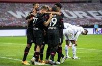 У двох матчах Ліги Європи було забито 8 голів