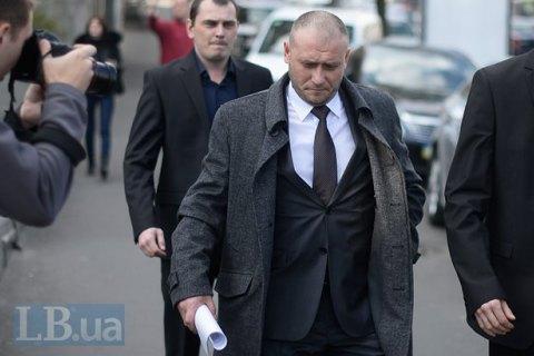МИД проверяет информацию о пребывании экс-охранника Яроша в СИЗО в России