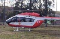Рятувальники вперше з початку 90-х років здійснили планову аеромедичну евакуацію хворого