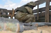 Военные начали утилизацию боеприпасов в Балаклее