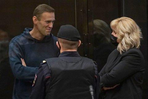 """Путін заявив, що Навальний """"сам хотів бути затриманим"""""""