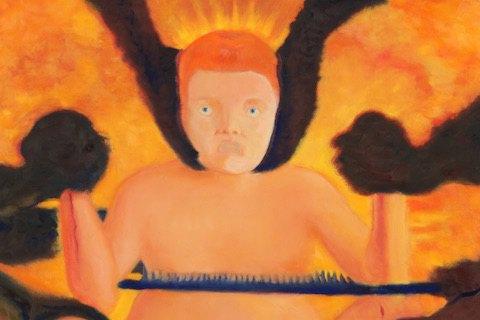 В Музее истории Киева пройдет выставка художника Майкла Мерфенко
