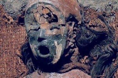 17 стародавніх мумій знайшли у Єгипті