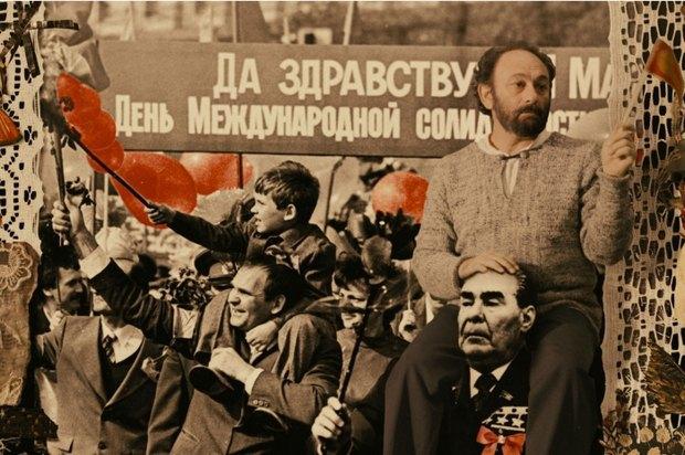 Кадр из фильма Параджанов