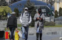 У Києві вперше виявили майже 450 нових випадків ковіду за добу