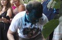 Тимошенко вважає інцидент із зеленкою кроком до концтаборів
