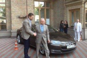 Секретаріат Київради пересяде на електромобілі