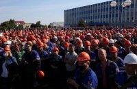 """Лукашенко назвав страйки на підприємствах """"ножем у спину"""" і закликав звільняти тих, хто страйкує"""