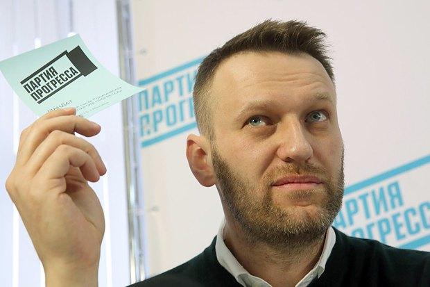 Партия прогресса Алексея Навального будет добиваться допуска к выборам