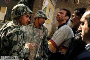 В Египте на выборах убили полицейского