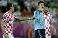 """Пике: """"Хорваты заставили нас понервничать"""""""