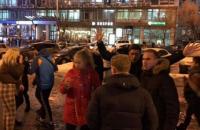 Ультрас нашли подростков, которые избили мужчину в центре Киева