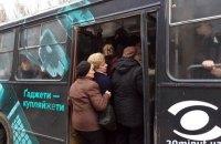Тернопільські маршрутники влаштували страйк через зниження цін на проїзд