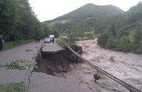 США выделили $100 тыс. на борьбу с паводками в Украине