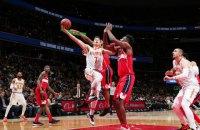 Українець Лень встановив особистий рекорд результативності в НБА