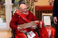"""Головний тренер """"Ліверпуля"""" привітав суперфана зі 104-річчям, подарувавши йому квиток на матч"""