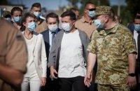 """Зеленський: Угода про повне та всеосяжне припинення вогню на Донбасі очікує підписання всіма сторонами """"Нормандського формату"""""""