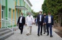 Бориспільську районну лікарню підготували до відкриття після капремонту