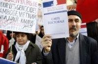 Олланд готов наказывать за отрицание геноцида армян