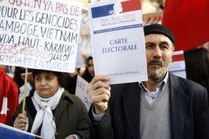 Олланд готовий карати за заперечення геноциду вірмен