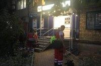 Вооруженные грабители застрелили охранника ювелирного магазина в Киеве