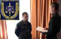 Замначальника морально-психологического обеспечения ВСУ задержан за взятку