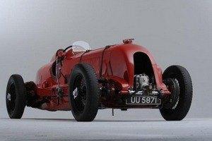 Bentley 1929 року став найдорожчим автомобілем на аукціоні