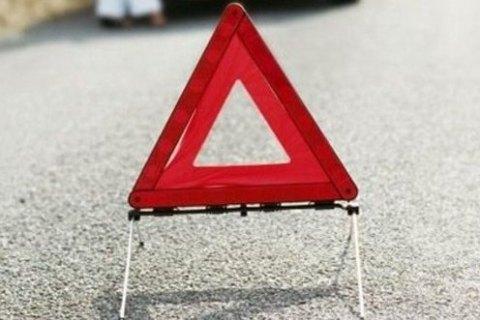 """У ДТП біля блокпосту """"Мар'їнка"""" постраждали 7 жителів окупованого Донецька, в тому числі 11-місячна дитина"""