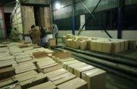 На границе с Беларусью задержали грузовик с сигаретами на $180 тысяч