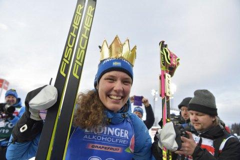 Три украинских биатлонистки завершили индивидуальную гонку на Чемпионате мира в Топ-15