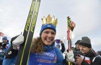 Три українські біатлоністки завершили індивідуальні перегони на Чемпіонаті світу в Топ-15