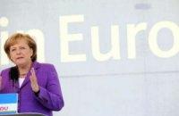 Меркель предупредила, что 2012 год будет сложным