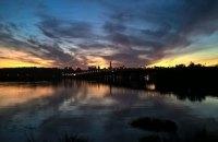 Лучшие закаты октября (фотоподборка)