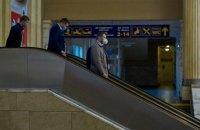 На вокзалі в Києві демонтували 35 МАФів і встановили відеокамери