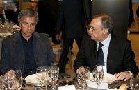 """Президент """"Реала"""" хочет пригласить Моуриньо, - СМИ"""