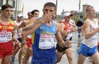 Украинский ходок на ЧЕ остановился в сантиметрах от медали