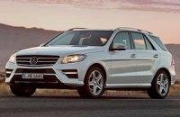 Новый Mercedes-Benz M-Class рассекретили раньше срока